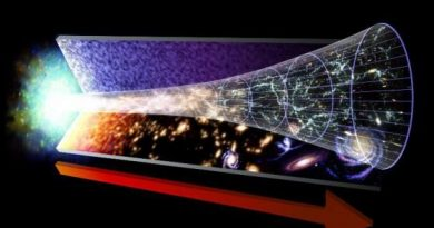 Кратка биография на Вселената